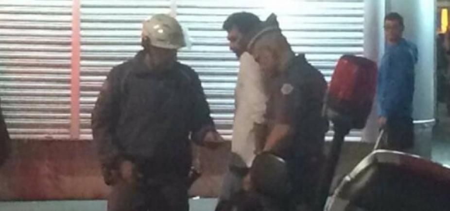 [Palestinos são presos em São Paulo após confronto com militantes da extrema direita]