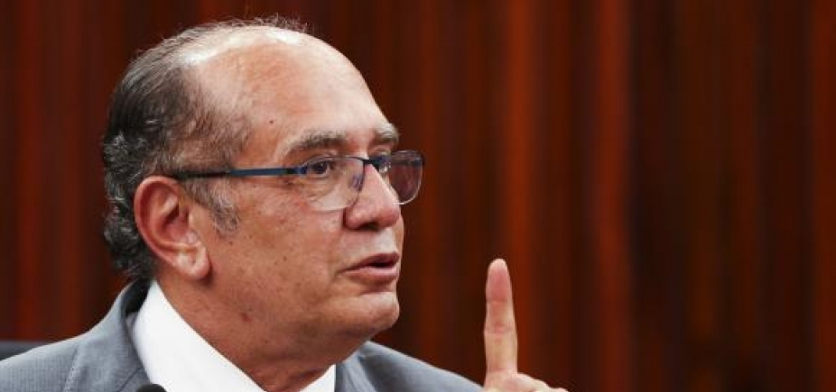 [Gilmar Mendes diz que MPF fez 'brincadeira juvenil' ao acusar José Dirceu]