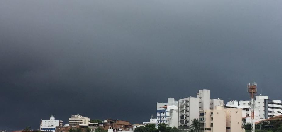 [Quinta-feira é de tempo nublado em Salvador; confira previsão para capital e interior do estado]