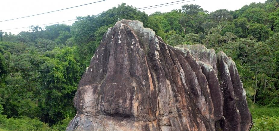 [Pedra de Xangô é tombada nesta quinta: \'Reforçando história e tradição\', diz FGM]