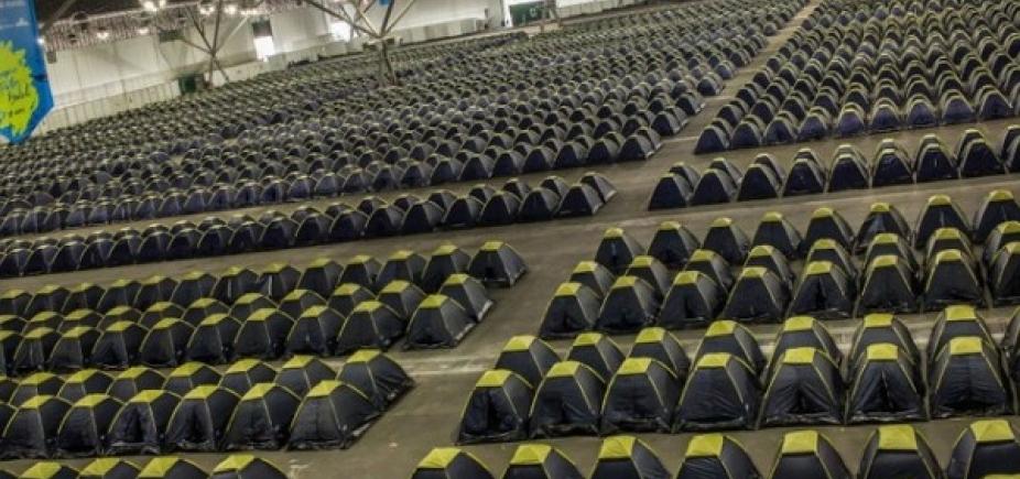 [Campus Party esgota 3 mil barracas em menos de um mês de vendas]