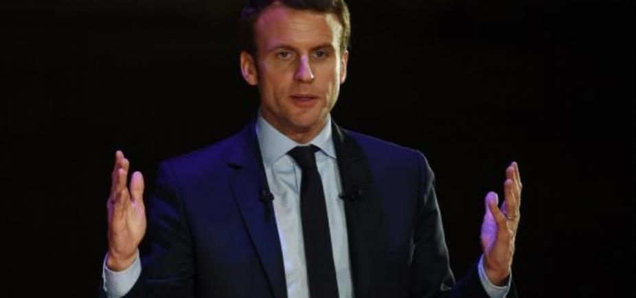 [França: Macron aumenta vantagem sobre Le Pen e chega a 62%, diz pesquisa ]
