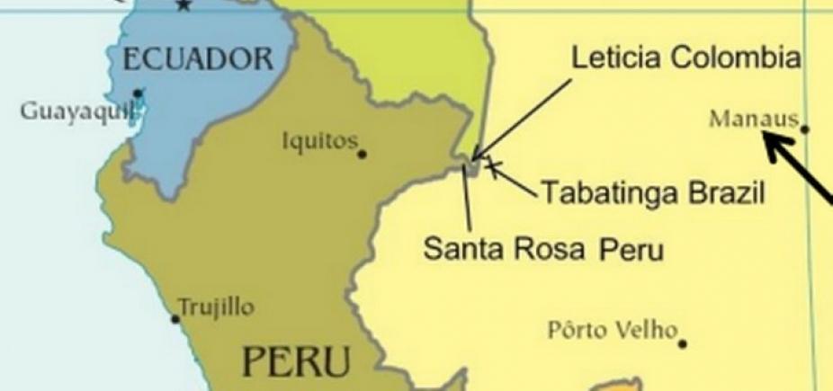 [EUA irão participar de exercícios militares na Amazônia Brasileira]