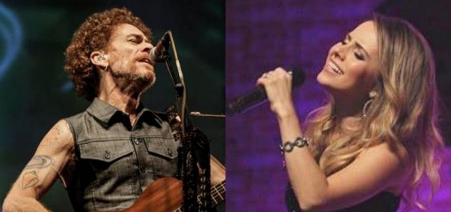 [Nando Reis e Sandy fazem shows em Salvador neste domingo; veja]