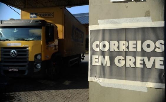 [Funcionários dos Correios decidem manter greve na Bahia]