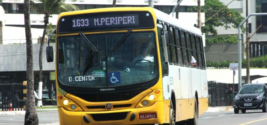 [Roubos a ônibus cresceram 14% em Salvador, diz polícia]