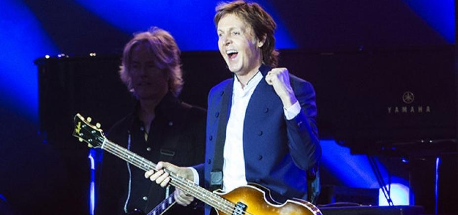 [Ingressos para show de Paul McCartney em Salvador começam a ser vendidos nesta segunda]