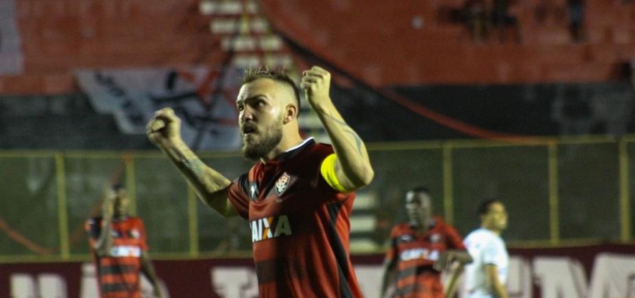 [Vitória empata sem gols com o Bahia e é bicampeão baiano no Barradão]
