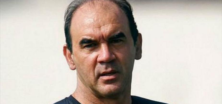 [Ricardo Gomes está próximo de ser anunciado como novo técnico do Vitória, diz radialista]