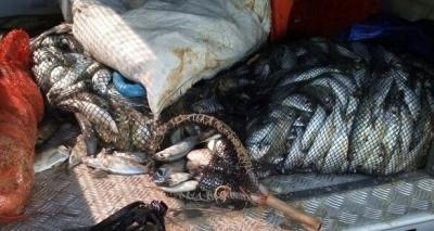 Homem suspeito de pescar usando explosivo é preso por crime ambiental