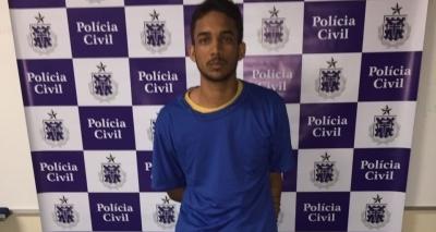 Polícia prende supeito de envolvimento em assalto ao Almacen Pepe