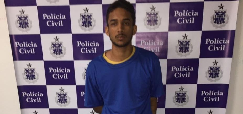[Polícia prende supeito de envolvimento em assalto ao Almacen Pepe]