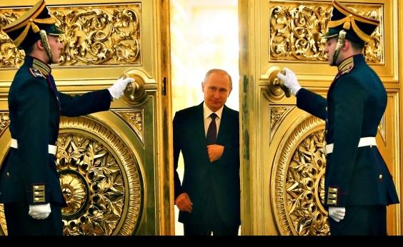 Putin está disposto a fornecer a gravação de Donald Trump com ministro russo
