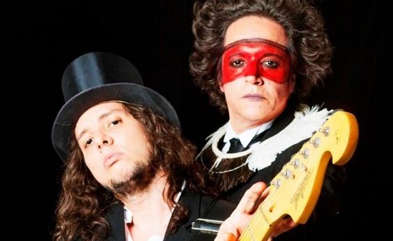 O espetáculo Boca a Boca: um solo para Gregório tem sessão nesta quinta-feira
