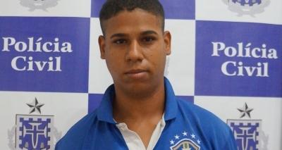 Suspeito de matar adolescente na Barra é preso novamente