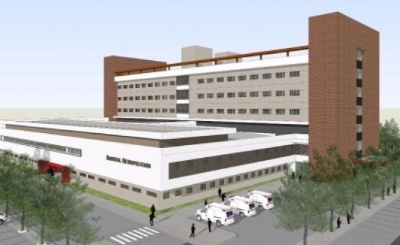 Maior investimento do país na Saúde, diz secretário sobre Hospital Metropolitano; vídeo
