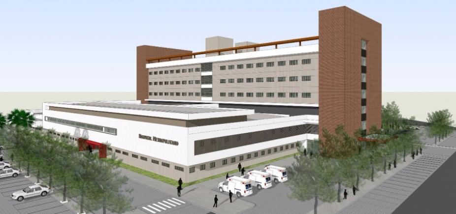 [\'Maior investimento do país na Saúde\', diz secretário sobre Hospital Metropolitano; vídeo]