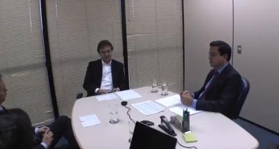 """Empresário diz que crimes envolvem """"presidentes da República""""; veja vídeo"""