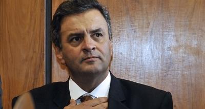 Segundo Aécio, Temer pediu retirada da ação no TSE para cassação da chapa Dilma-Temer