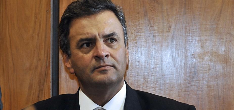 [Segundo Aécio, Temer pediu retirada da ação no TSE para cassação da chapa Dilma-Temer]