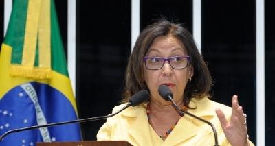 Lídice defende eleições diretas: 'São única saída para garantir democracia'