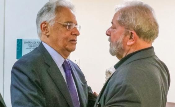 Apostando na queda de Temer, FHC começa negociações com o PT, diz jornal