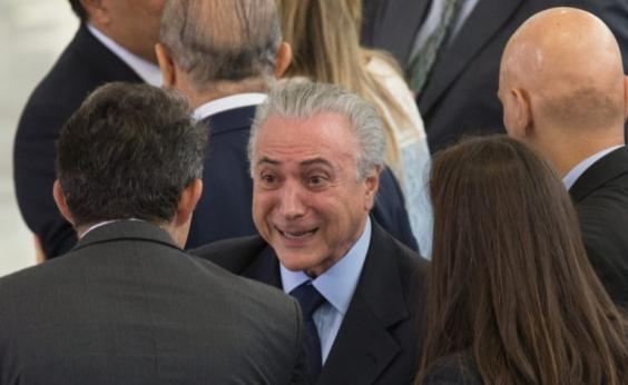 Bahia tem o maior número de deputados em encontro de apoio a Temer
