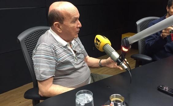 Maracajá reclama de não ter vaga no Conselho do Bahia: Sou o campeão brasileiro, o resto é fichinha
