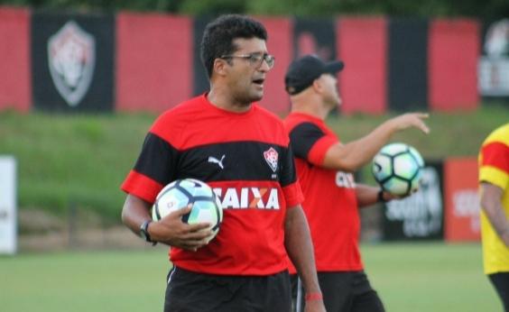 Wesley Carvalho deixa o Vitória e acerta com o Palmeiras