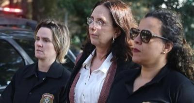 Irmã de Aécio Neves pede para ser solta e responsabiliza senador