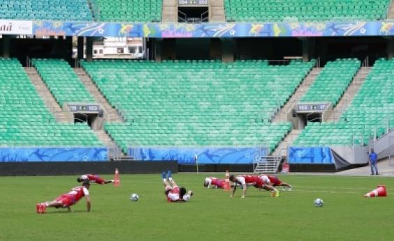 Bahia está pronto para a final da Copa do Nordeste