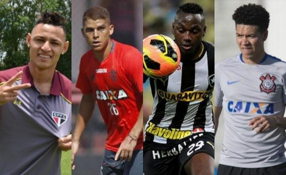 Diretor de futebol do Vitória comenta sete possíveis reforços; confira a lista