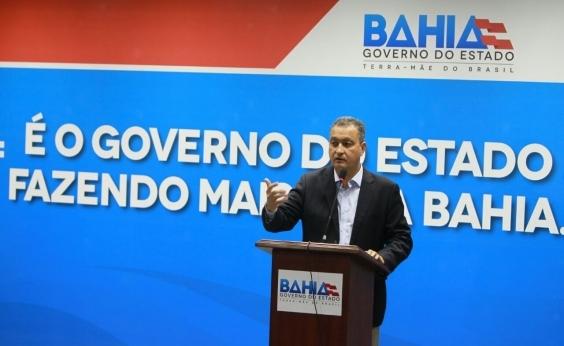 A Bahia não se deixará asfixiar pela crise, afirma Rui Costa