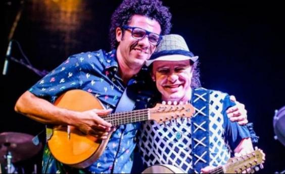 Armandinho e Hamilton de Holanda fazem show nesta quinta-feira; veja