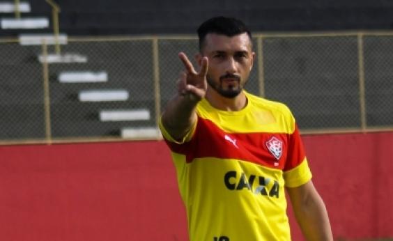 Ex-jogador do Vitória é denunciado por dinheiro apreendido e pode pegar 6 anos de prisão
