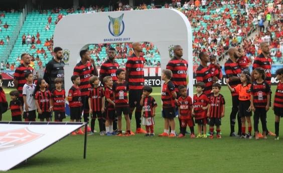 Vitória inicia venda de ingressos para jogo contra o Coritiba na Fonte Nova
