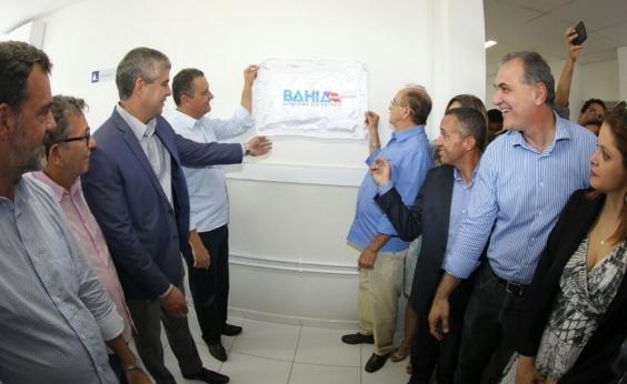 Rui Costa inaugura nova Delegacia da Mulher em Paulo Afonso