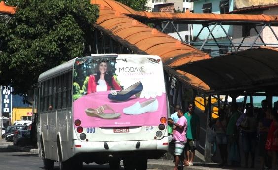 Pedestre é atropelado por ônibus no Engenho Velho de Brotas