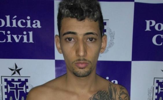 Suspeito de matar usuário de drogas por dívida de R$ 100 é preso