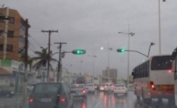 Chuva: Codesal recebe duas solicitações na manhã deste sábado