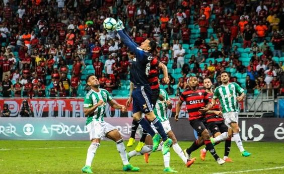Difícil explicar, diz volante do Vitória após nova derrota na Série A