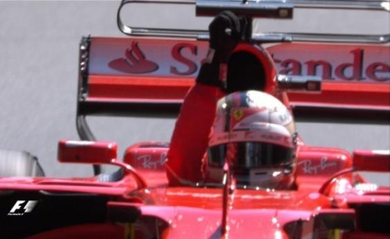 Fórmula 1: Vettel vence GP de Mônaco; Massa é nono