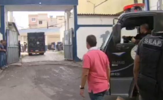Ex-governador Sérgio Cabral é transferido para novo presídio