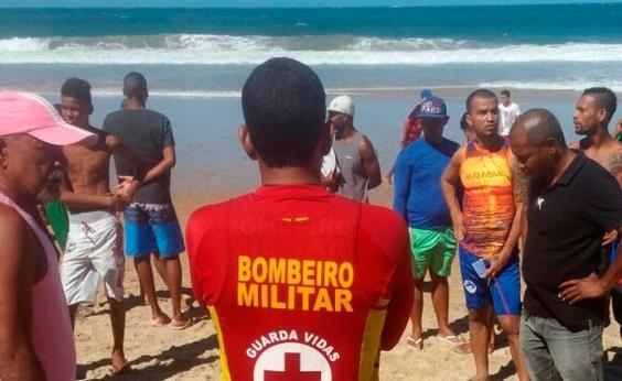 Resultado de imagem para Bombeiros encontram corpo que seria de adolescente desaparecido na Barra