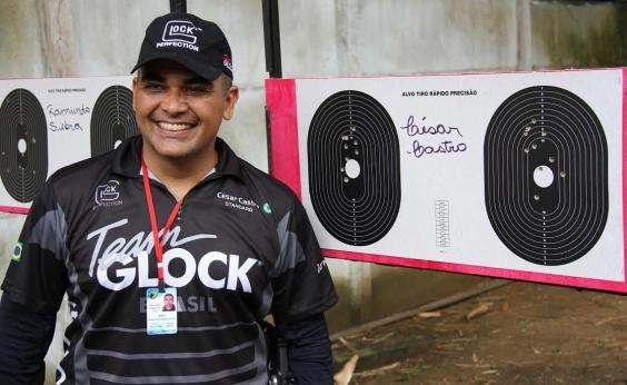 PM baiano vai representar o Brasil nos Jogos Mundiais Policiais