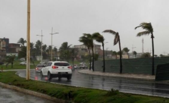 Semana começa com chuva em Salvador; confira previsão para capital e interior do estado