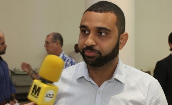 Pré-candidato a deputado federal, Heber Santana diz que houve convocação do PSC