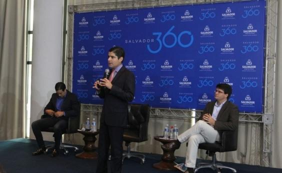 Com foco no desenvolvimento e economia, prefeitura lança programa 360