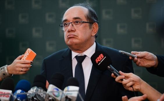 Gilmar Mendes diz que não cabe ao TSE resolver crise política