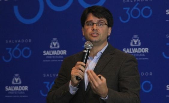 Bellintani chama Salvador 360 de programa audacioso e diz que geração de empregos vem melhorando
